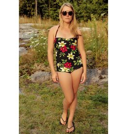 Bather Suit FLOWER CHILD