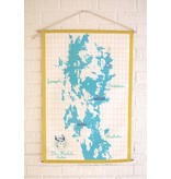 Wall Hanging- The Muskoka Lakes