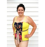 Twb Collection Water Lilly Suit — BIRDS OF PARADISE COLLECTION
