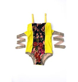 Twb Collection Water Lilly Suit BIRDS OF PARADISE