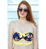Twb Collection Tie Bandeau — BIRDS OF PARADISE COLLECTION