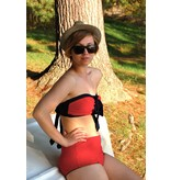 Twb Collection Tie Bandeau MUSKOKA SUMMER