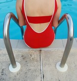 Twb Collection The Laps Suit in Red – LAPS