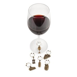 Accessories Twine Vineyard Wine Charms