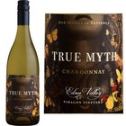 "Wines and sakes Edna Valley Chardonnay 2015 True Myth ""Paragon Vyd"". 750ml"