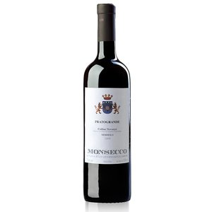 Wines and sakes Colline Novaresi Nebbiolo 2013 Monsecco 'Pratogrande'