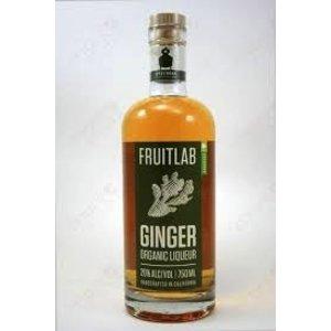 Liquors & Liqueurs Fruitlab Organic Ginger Liqueur 750ml (40 Proof)