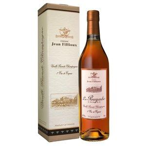 """Liquors & Liqueurs Jean Fillioux """"La Pouyade"""" Cognac Vieille Grande Champagne 750ml (84 Proof)"""