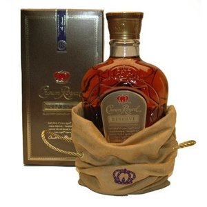 Liquors & Liqueurs Crown Royal Special Reserve Canadian Whiskey 750ml (80 Proof)