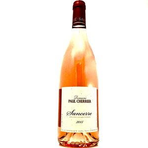 Wines and sakes Sancerre Rose 2016 Domaine Paul Cherrier