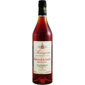 Liquors & Liqueurs Bas Armagnac VSOP Castarede 750ml (80 proof)