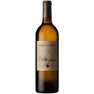 "Wines and sakes Manseng Pacherenc du Vic Bilh 2015 Chateau d'Aydie ""Ode d'Aydie"""