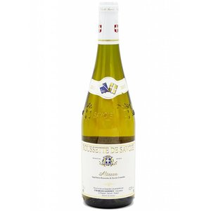 Wines and sakes Roussette de Savoie Altesse 2015 Charles Gonnet