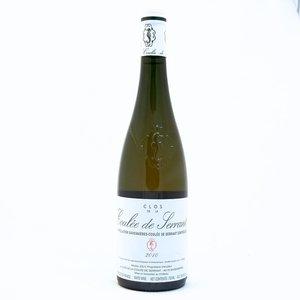"""Wines and sakes Savennieres """"Clos de la Coulee de Serrant"""" 2010 Nicolas Joly 750ml"""