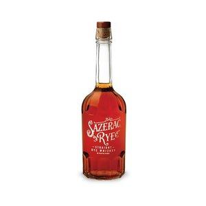 Liquors & Liqueurs Sazerac Rye 6yr Straight Rye Whiskey 750ml (90 proof)