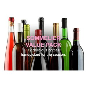 Wines and sakes Sommelier Value Pack- FALL 2017 750ml x12bt