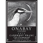 "Wines and sakes Long Island Cabernet Franc 2014 Onabay Vineyards ""Cot Fermented""  750ml"