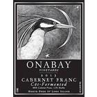 "Wines and sakes Long Island Cabernet Franc 2016 Onabay Vineyards ""Cot Fermented""  750ml"