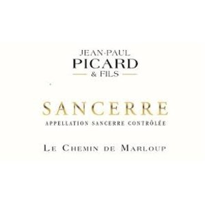 "Wines and sakes Sancerre Blanc 2017 JP Picard ""Le Chemin de Marloup"" 750ml"