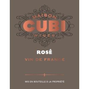 Wines and sakes Pinot Noir Rose Box 2017 Maison Cubi 3.0 Liter Box