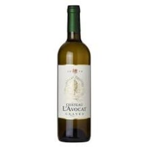Wines and sakes Graves Rouge 2014 Chateau L'Avocat 750ml