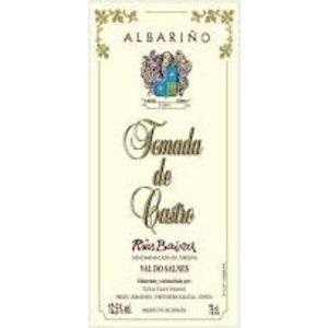 Wines and sakes Albarino Rias Baixas 2016 Tomada de Castro  750ml