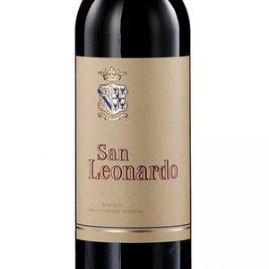 """Wines and sakes Vigneti Delle Dolomiti """"San Leonardo"""" 2013 Tenuta San Leonardo 750ml"""