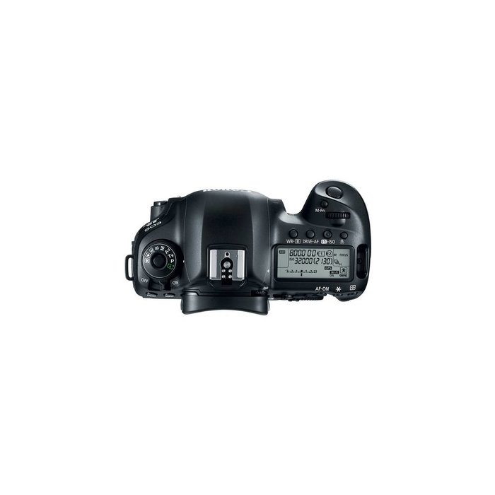 EOS 5D Mark IV Camera Body