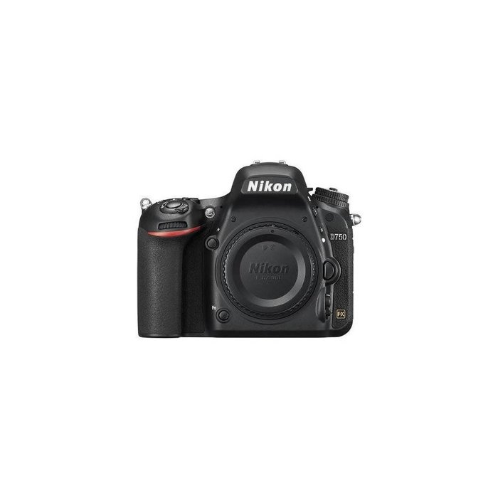 Nikon D750 FX-Format Digital SLR Body Only