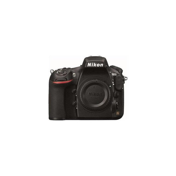 "Nikon D810 Digital SLR Body Only Camera, 3.2"" LCD Monitor, 36.3MP FX-Format Sensor"