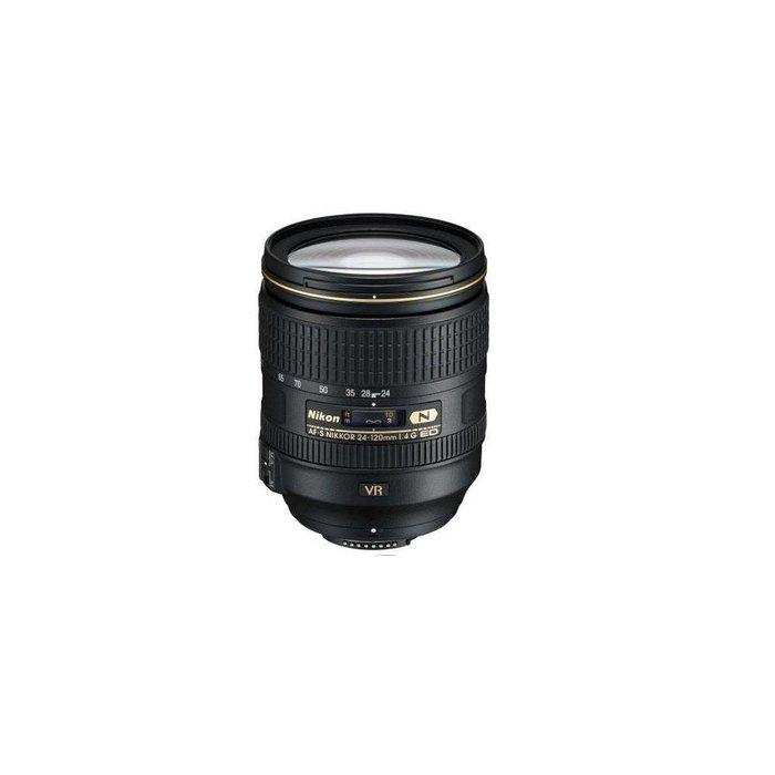 Nikon 24-120mm F/4G ED VR Zoom Lens