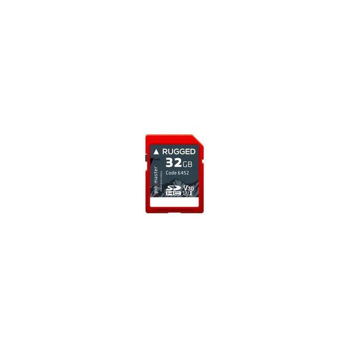 Promaster 32GB Rugged 32GB Rugged UHS-I Memory Card