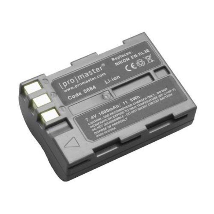 Promaster Nikon EN-EL3E Battery