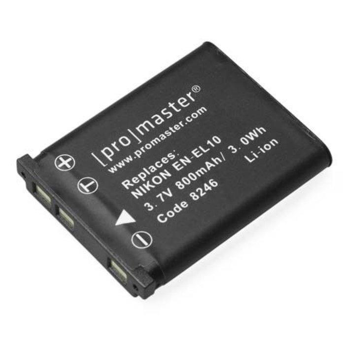 Promaster Nikon EN-EL10 Battery