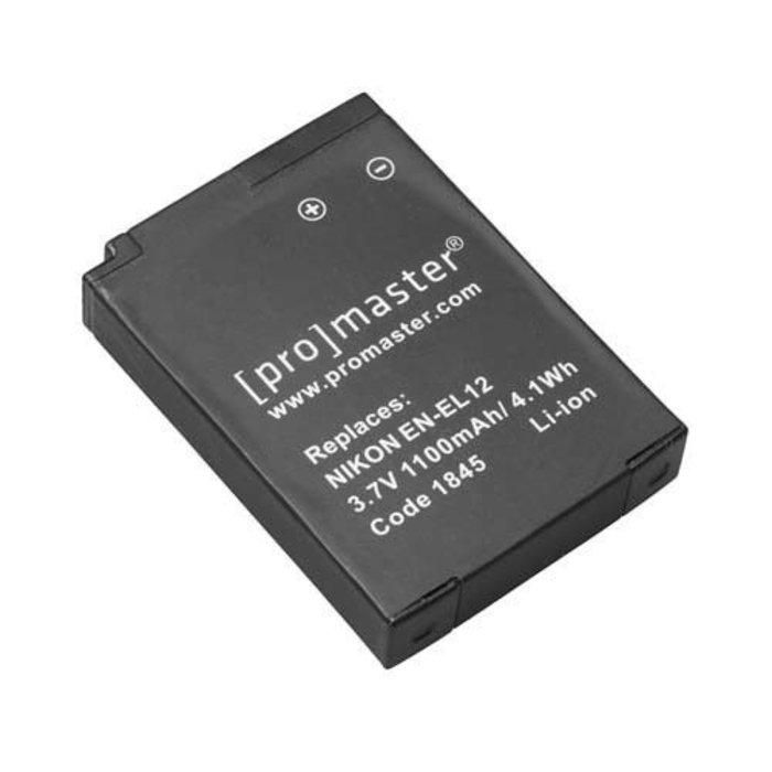 Promaster Nikon EN-EL12 Battery