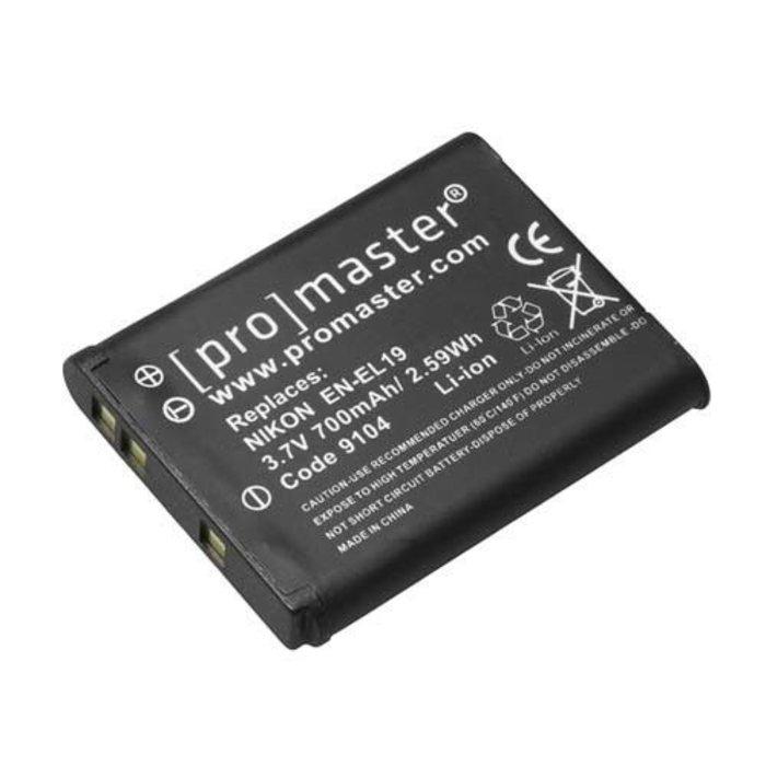 Promaster Nikon EN-EL19 Battery