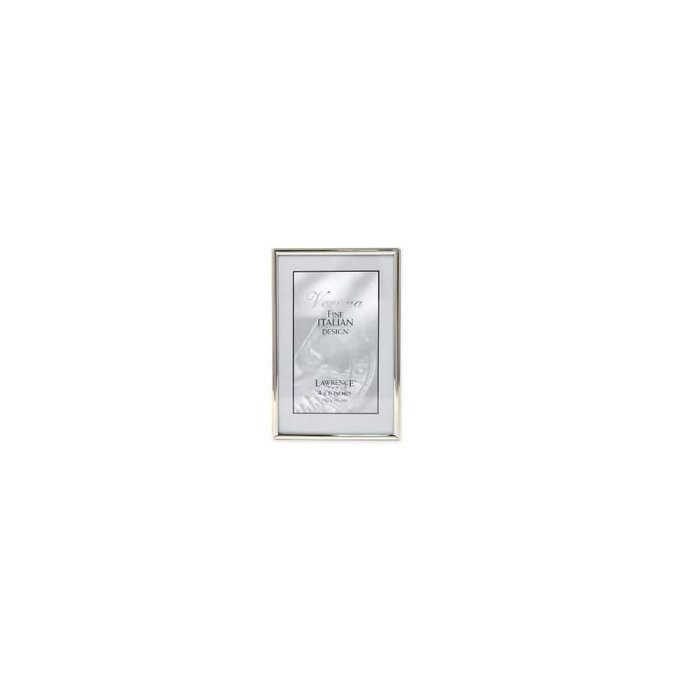 Lawrence Frame 4X6 Simply Silver (10 X 15cm)