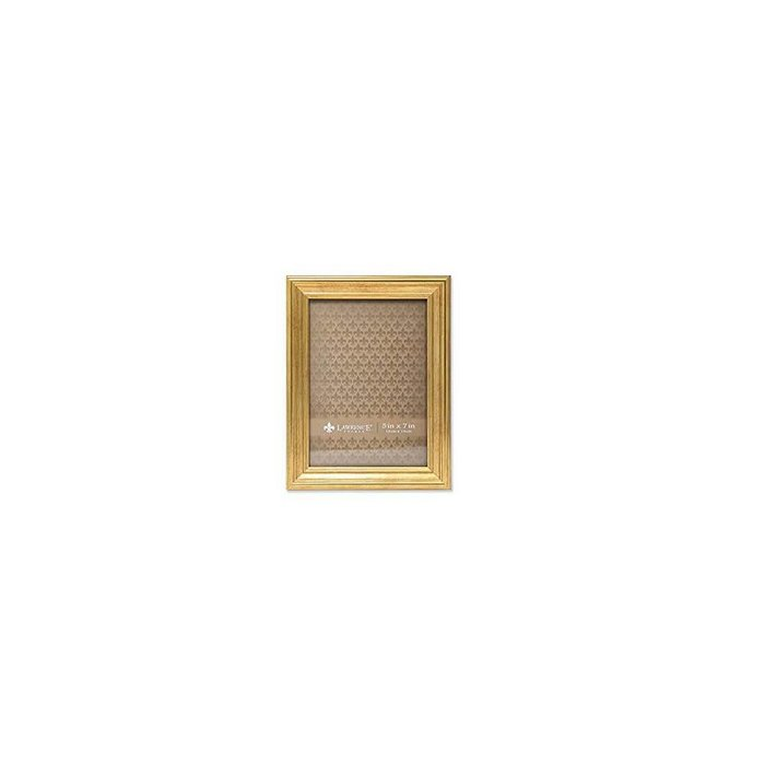 Lawrence Frame 5X7 Gold Wood (13X 18cm)