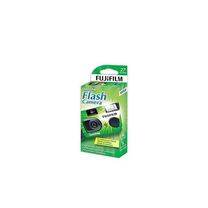 Fujifilm QuickSnap Flash 400 Disposable Camera