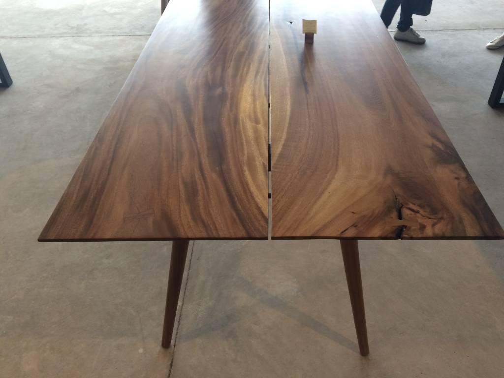 Acacia Mid Century Table