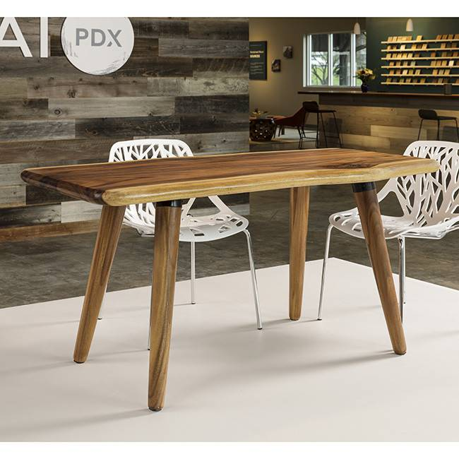 Acacia Table Rounded Freeform