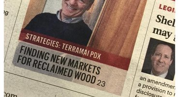 Coverage of TerraMai PDX in the  Portland Business Journal