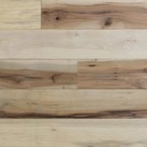 Closeout Material: Rustic Hickory Unfinished 4in. Wide x 2-6ft Lengths