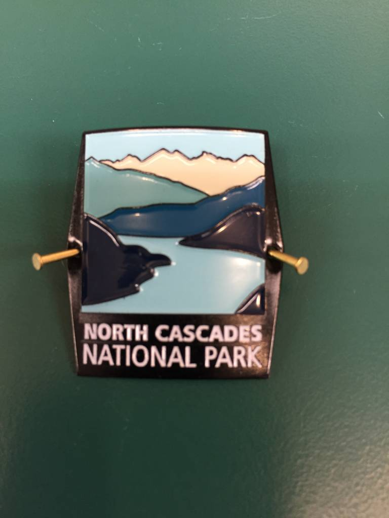NCNP Walking Stick Medallion