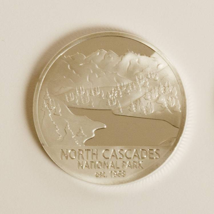 Coin NCNP 50 year Anniversary