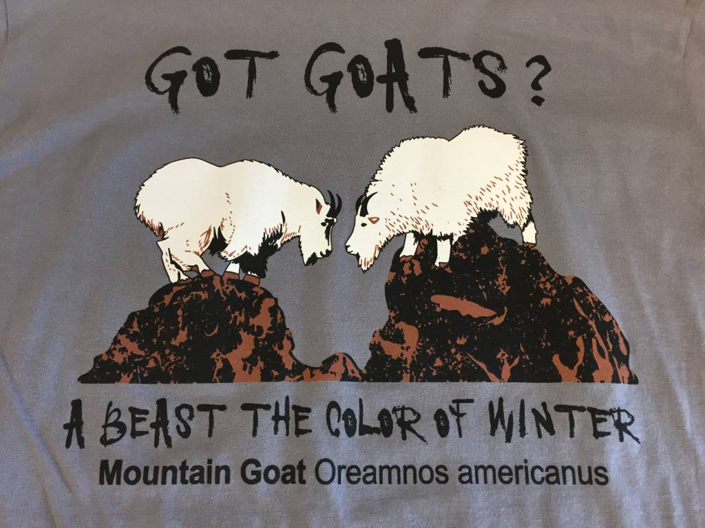 T Shirt Got Goats NP 2