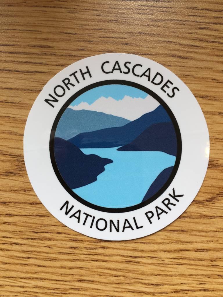 Sticker NCNP round