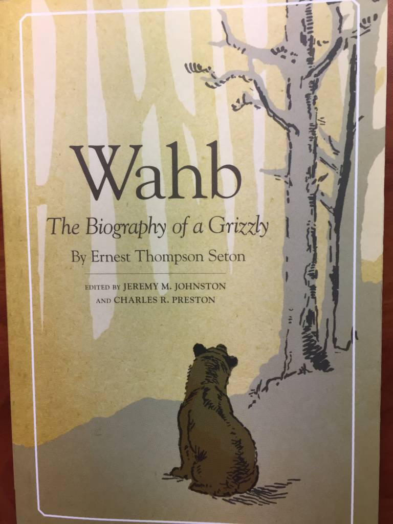 Wahb: Biography of Grizzly