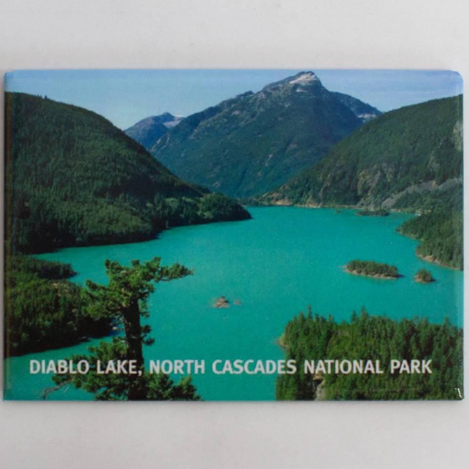 Magnet Diablo Lake