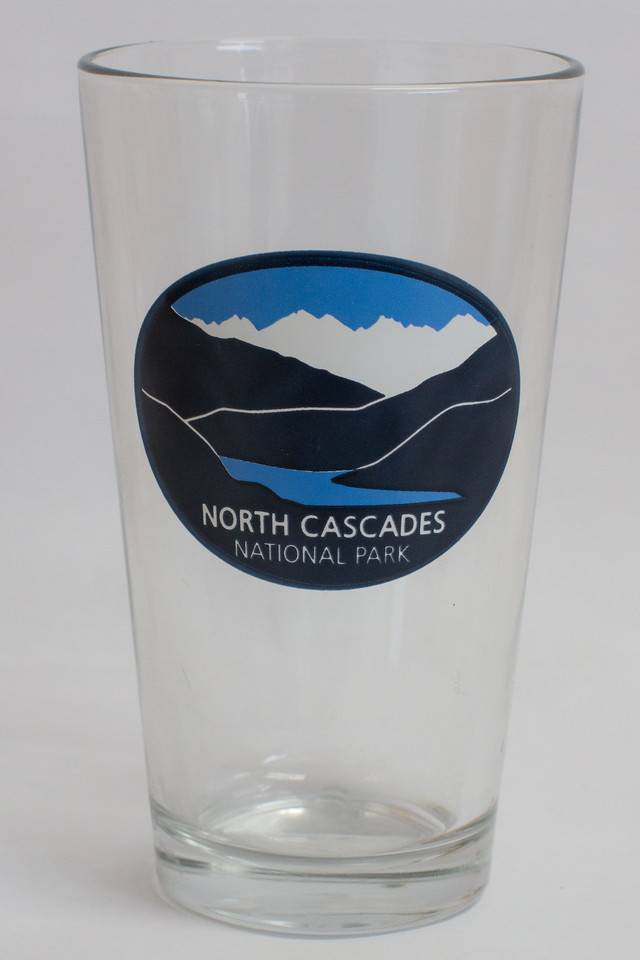 NCNP PINT GLASS
